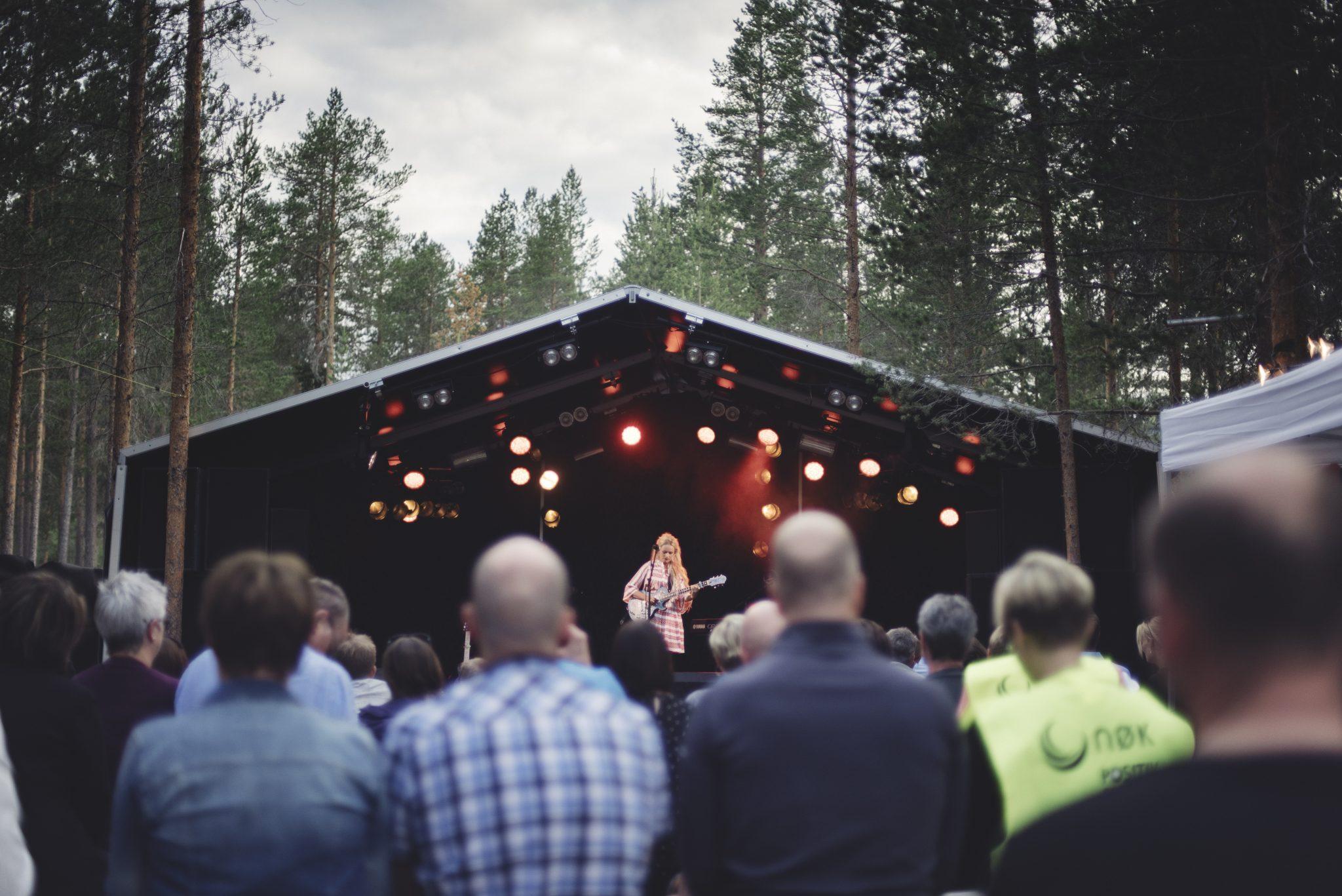 Jubilant byr på strøm og festivalopplevelser